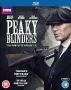 Peaky Blinders: Series 1-4 Boxset