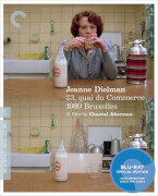 Criterion Coll: Jeanne Dielman 23 Quai Du Commerce