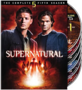 Supernatural: Complete Fifth Season