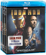Iron Man: 3 Movie Collection