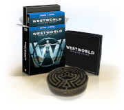 Westworld - Season 1: Includes Digital Copy & Zavvi Limited Edition Maze