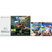 Xbox One S 500GB with Rocket League Bundle, The LEGO Movie 4k & Spider-Man 4k