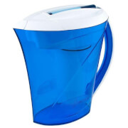 ZeroWater 10-Cup Ready Pour Pitcher - 2.35L - Blue