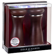 Cole and Mason Sherwood Forest Salt and Pepper Mill Gift Set