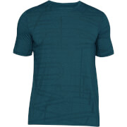Under Armour Men's Threadborne Elite T-Shirt - Green