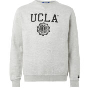 UCLA Men's Lauther Logo Sweatshirt - Light Grey Marl