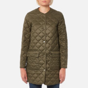 Barbour Heritage Women's Skirden Jacket - Olive