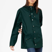 RAINS Women's Jacket - Dark Teal