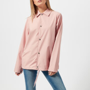 RAINS Women's Coach Jacket - Rose