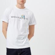 Maison Kitsuné Men's Lovebirds T-Shirt - White