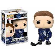 NHL Mitchell Marner Home Jersey EXC Pop! Vinyl Figure
