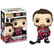 Figura Pop! Vinyl Exclusiva Shea Weber Home Jersey - NHL