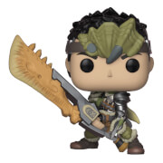 Figura Pop! Vinyl Hunter - Monster Hunter