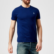 Polo Ralph Lauren Men's Basic Crew Neck Short Sleeve T-Shirt - Fall Royal