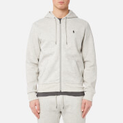 Polo Ralph Lauren Men's Zip Track Top - Light Sport Heather