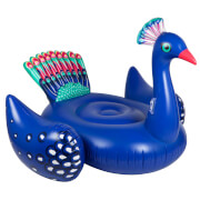 Sunnylife Ride-On Peacock Float