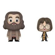 Hagrid and Harry Potter Vynl.