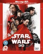 Star Wars: The Last Jedi 3D (Incl. 2D versie)