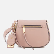 Marc Jacobs Women's Small Nomad Cross Body Bag - Rose