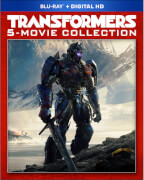 Transformers: The Last Knight - 5 Movie Collection