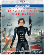 Resident Evil: Retribution 3D (Includes 2D Version)