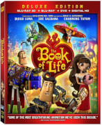 Book Of Life 3D (Includes 2D Version)