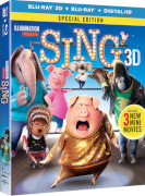 Sing (2016) 3D (Includes 2D Version)