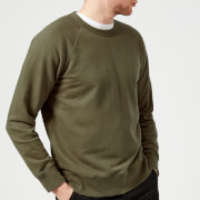 Our Legacy Men's 50's Sweatshirt - Olive