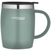 Thermos ThermoCafe Soft Touch Desk Mug - Duck Egg 450ml