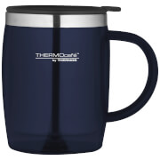 Thermos ThermoCafe Translucent Desk Mug - Blue 450ml