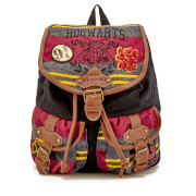 Mochila Harry Potter Hogwarts - Negro