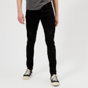 Nudie Jeans Men's Tight Terry Jeans - Ever Black