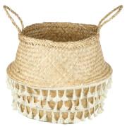 Parlane Mai Seagrass Basket - Natural
