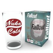 Fallout Nuka Cola Large Glasses 16oz