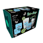 Rick and Morty Meeseeks Gift Boxes