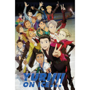 Yuri On Ice Characters Maxi Poster 61 x 91.5cm