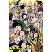 My Hero Academia School Compilation Maxi Poster 61 x 91.5cm