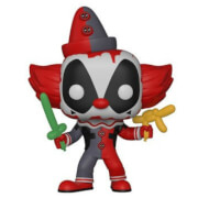 Figurine Pop! Deadpool Déguisé (Marvel) - Clown
