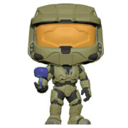 Halo Master Chief mit Cortana Pop! Vinyl Figur
