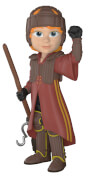 Harry Potter Ron in Quidditch Uniform Rock Candy Vinyl Figur