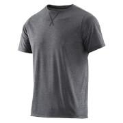 Skins Activewear Men's Fitness Avatar Long Sleeve Top - Black Marle