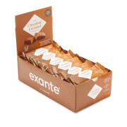 Exante Caramel Crunch Bar, Box of 24