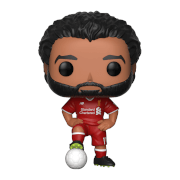 Figura Pop! Football Vinyl Mohamed Salah - Liverpool