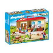 Playmobil : Ferme transportable (4897)