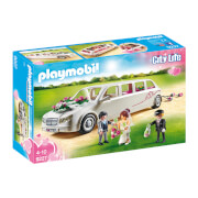 Playmobil : Limousine avec couple de mariés (9227)