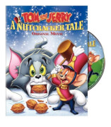 Tom & Jerry: A Nutcracker Tale