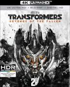 Transformers: Revenge Of The Fallen - 4K Ultra HD