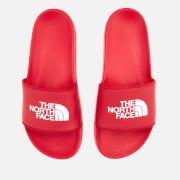 The North Face Men's Base Camp 2 Slide Sandals - TNF Red/TNF White