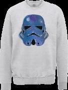 Sweat Homme Stormtrooper de l'Espace - Star Wars - Gris