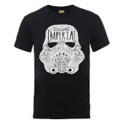 Star Wars Imperial Army Stormtrooper Galactic Empire T-Shirt - Schwarz